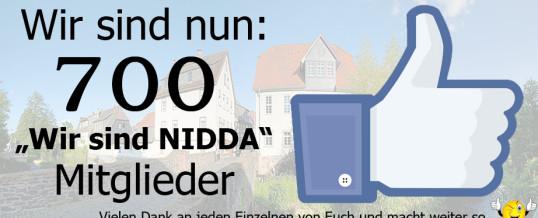 """Facebook Gruppe """"Wir sind NIDDA"""" verzeichnet nun 700 Mitglieder!"""