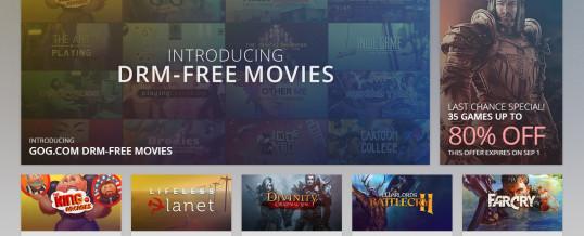 12 kostenlose Games auf GOG.com verfügbar!