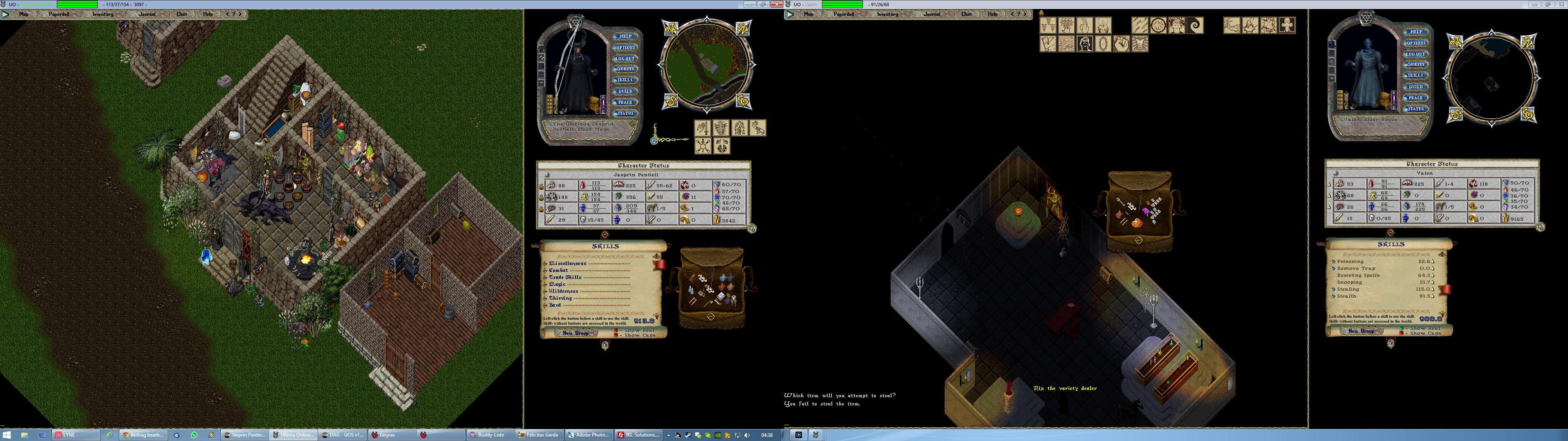 Ultima Online - Mein Haus