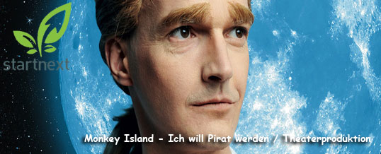 Monkey Island – Ich will Pirat werden / Theaterproduktion